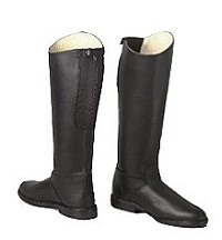 Ladies Short-Wide 6440 Long Riding Boots / Tall Riding Boots