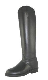 Wide fitting riding boot, short 6450 Bargains / Special Offers