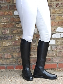 Equitector Riding Boots - Long boots for slim legs too
